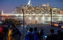 """Du thuyền bị cách ly ở Nhật bắt đầu """"thả"""" gần 3000 người sau 14 ngày cô lập với những lưu ý đặc biệt"""