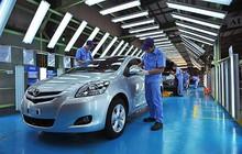 Sản lượng tiêu thụ ô tô tăng trưởng 17 tháng liên tiếp