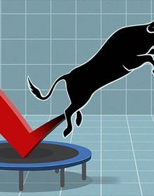Cổ phiếu ngân hàng tiếp tục bứt tốc, Hnx-Index vượt mốc 100 điểm