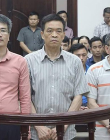 Y án tử hình quyền trưởng phòng kinh doanh Vinashinlines