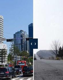 Những hình ảnh khác biệt giữa Triều Tiên và Hàn Quốc