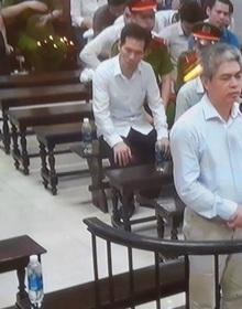 Phiên tòa sáng 20/9: Nguyễn Xuân Sơn nói nếu muốn chiếm đoạt tiền, hoàn toàn có thể yêu cầu Hà Văn Thắm chi nhiều hơn