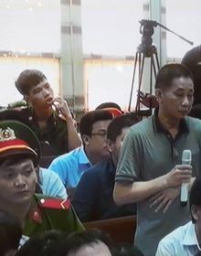 Ông Ninh Văn Quỳnh xin được sớm khắc phục khoản 20 tỷ, tòa tuyên bố nghỉ sớm