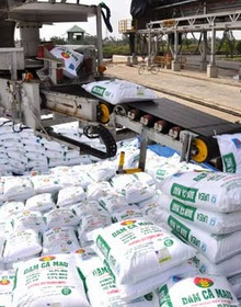 Nhập khẩu phân bón, thuốc trừ sâu tiếp tục tăng mạnh