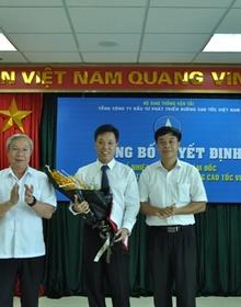 Tổng công ty Đầu tư phát triển đường cao tốc Việt Nam có tân Phó Tổng giám đốc