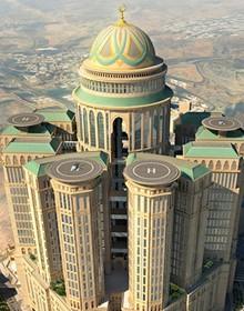 """Khách sạn lớn nhất thế giới Abraj Kudai sắp được """"hồi sinh"""" trở lại"""
