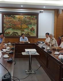 Bộ trưởng Nguyễn Ngọc Thiện: Yêu cầu nhà đầu tư Hãng phim truyện VN thực hiện đúng cam kết