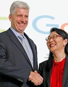 Khi nụ cười người đàn bà quyền lực nhất HTC qua đi, công ty này còn lại gì?