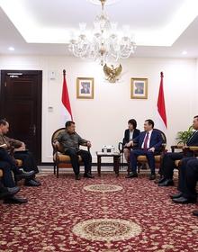 Việt Nam - Indonesia thống nhất tăng cường hợp tác nhiều lĩnh vực