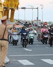 Đà Nẵng công khai hàng nghìn xe vi phạm giao thông lên Facebook