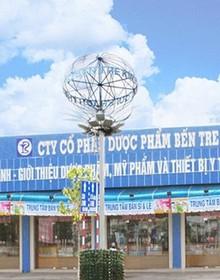 Cơ khí Ngân hàng bán gần hết cổ phần tại Dược Bến Tre cho CTCP Thiết bị Ngân hàng Tiên Phong?