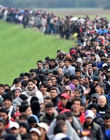 Không ít người sẽ bất ngờ khi biết đây là những quốc gia di cư nhiều nhất thế giới