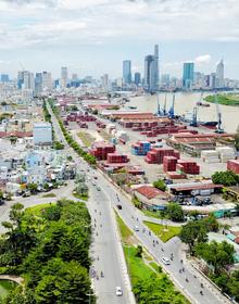 Khu đất vàng nào còn lại nằm dọc sông Sài Gòn tương lai sẽ là dự án bất động sản cao cấp?
