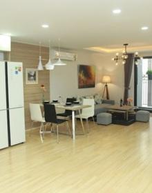 Cận cảnh căn hộ mẫu dự án được mong chờ khu vực phía Tây