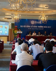 DAG dự kiến tăng trưởng mạnh 6 tháng cuối năm