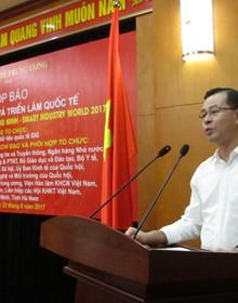 1.500 đại biểu sẽ tham dự hội thảo quốc tế về công nghiệp 4.0 tại Việt Nam