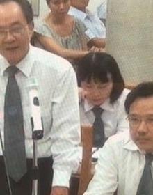 Phiên tòa sáng 23/9: Luật sư đề nghị VKS chứng minh Nguyễn Xuân Sơn phạm tội Tham ô và Lạm dụng chức vụ