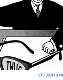 Cơ chế nào kiểm soát tài sản, thu nhập của cán bộ, công chức?