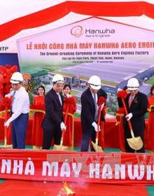 Xây dựng nhà máy sản xuất linh kiện động cơ hàng không đầu tiên tại Việt Nam