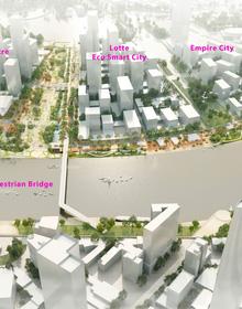 Lotte chính thức triển khai siêu dự án 20.000 tỷ Eco Smart City tại thủ Thiêm