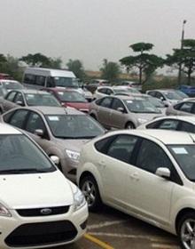 Giá giảm, ô tô Thái ùn ùn đổ về Việt Nam