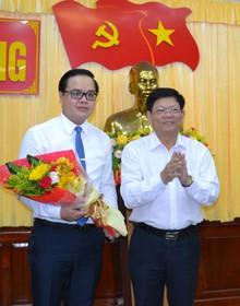 Sở Giáo dục và Đào tạo Đà Nẵng có Phó Giám đốc mới