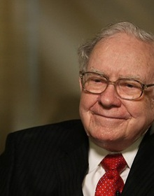 Warren Buffett là tỷ phú hào phóng nhất nước Mỹ