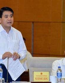 Hà Nội đã xủ lý 18 cán bộ, lãnh đạo để sai phạm xây dựng