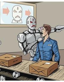 Chẳng đâu xa, 'robot cướp việc' con người đã đến Việt Nam: 90% công nhân ở một nhà máy Bình Dương đã phải nghỉ việc vì robot!