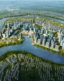 Đại gia địa ốc Dubai rút lui, Bitexco đang làm gì với siêu dự án Thanh Đa - Bình Quới?