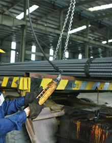 Gian lận thương mại gia tăng, thép nội càng thêm chật vật