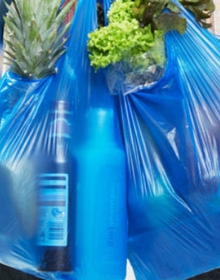 Đề xuất tăng khung thuế bảo vệ môi trường cao nhất với túi nhựa lên 200.000 đồng/kg