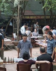 """Chợ đá quý """"độc nhất vô nhị"""" ở Hà Nội"""