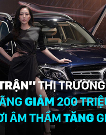 Nghịch lý thị trường ô tô Việt Nam: Hãng giảm 200 triệu, nơi âm thầm tăng giá
