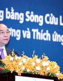 SÁNG NAY: Khai mạc Hội nghị của Thủ tướng về phát triển bền vững vùng đất Chín Rồng