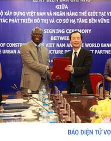 WB giúp điều chỉnh định hướng quy hoạch phát triển đô thị quốc gia