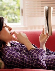 Hãy đọc sách vì… sức khỏe!