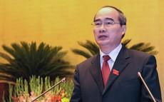 Bí thư Nguyễn Thiện Nhân: Văn phòng Thành ủy TP.HCM ngừng làm kinh tế