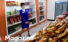 """Hé lộ bí mật những """"chợ trời"""" ở Bình Nhưỡng và cuộc sống chưa từng biết tới tại thủ đô Triều Tiên"""