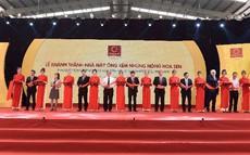 Tập đoàn Hoa Sen liên tục xuất khẩu các đơn hàng lớn và khánh thành Nhà máy mới