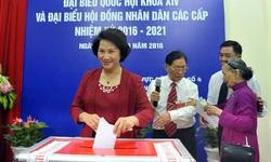 Bầu cử Quốc hội và HĐND các cấp nhiệm kỳ 2016-2021