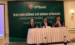 ĐHCĐ ngân hàng 2017
