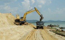 Thủ tướng: Việt Nam tiếp tục không xuất khẩu mọi loại cát