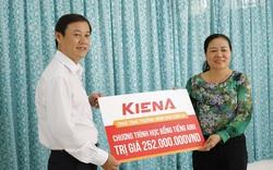 Kiến Á Group trao tặng tài trợ cho cụm trường học tại Khu đô thị Cát Lái