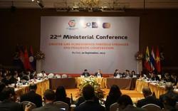 """Hội nghị Bộ trưởng Chương trình hợp tác kinh tế Tiểu vùng Mekong mở rộng bàn về """"Kế hoạch hành động Hà Nội"""""""