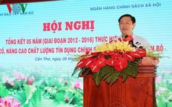 Phó Thủ tướng Vương Đình Huệ: Cần xoá bỏ tín dụng đen