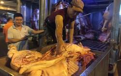 TP.HCM ban hành công văn khẩn quản lí thịt heo