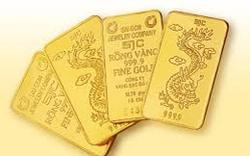 Giá vàng tiếp tục tăng nhẹ