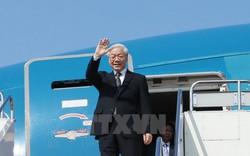 Tổng Bí thư lên đường thăm Indonesia và Myanmar