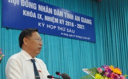 Thủ tướng phê chuẩn chức vụ Phó Chủ tịch UBND tỉnh An Giang